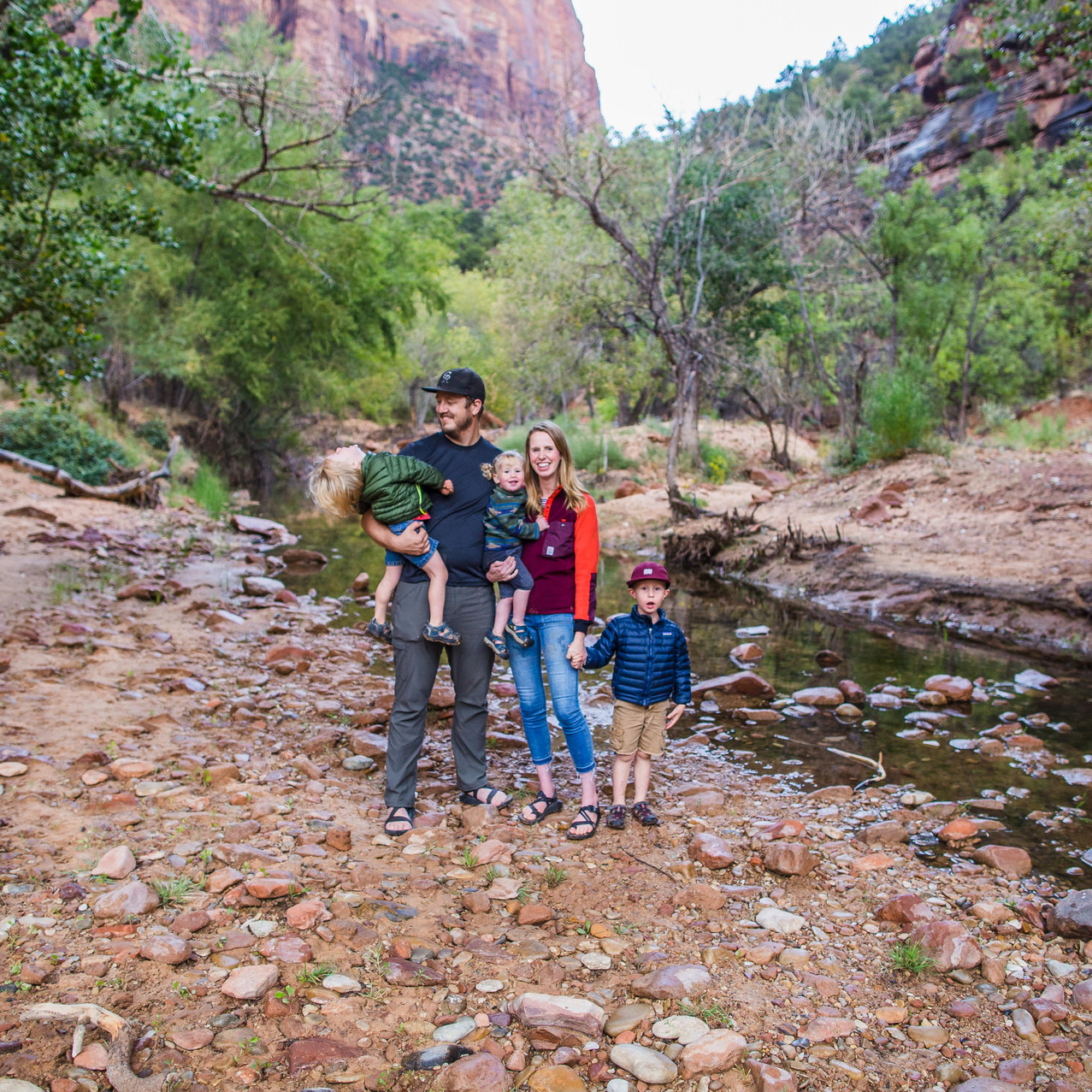 Packed 5 day Zion Itinerary