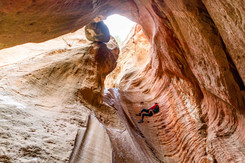 Canyoneering Adventures In Southern Utah with All Ways Adventure
