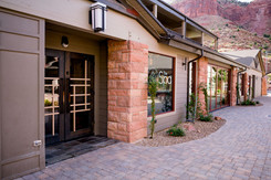 Recharge after hiking in Zion - The Spa at Cable Mountain Lodge