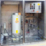 lubricación anclado