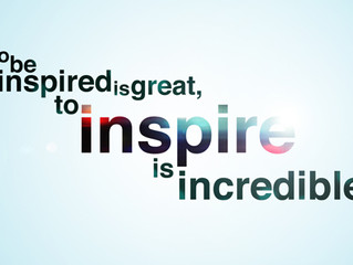 Be Inspired