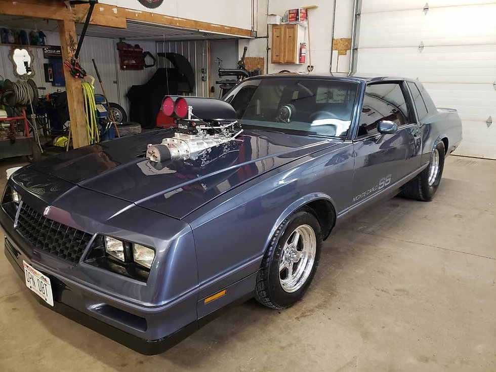 1984 Monte SS