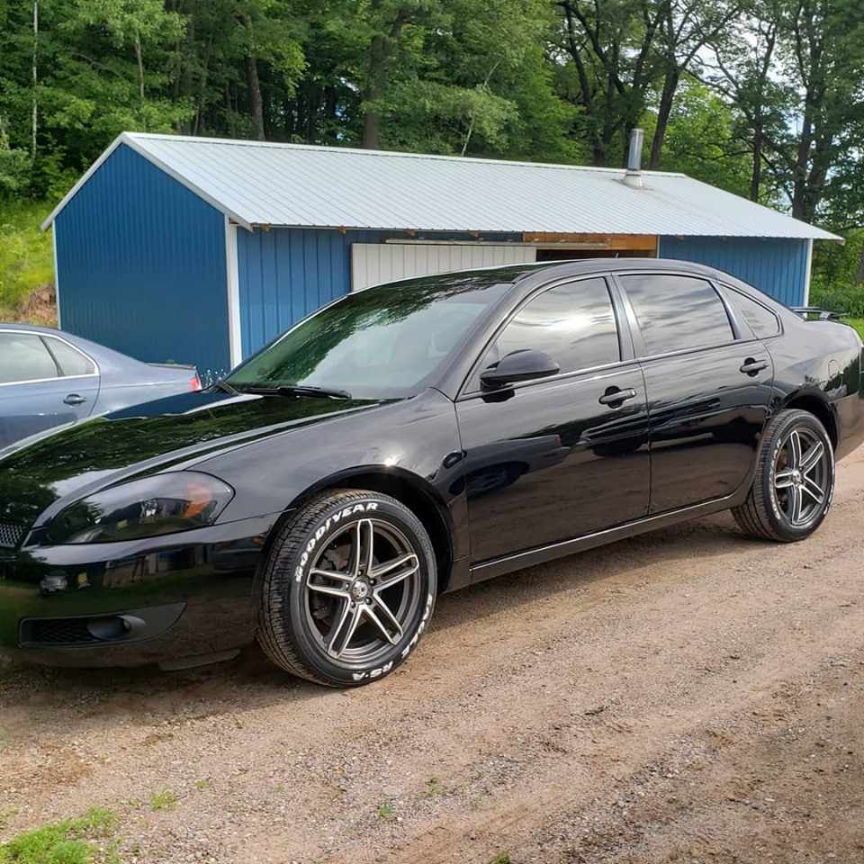 2007 Impala SS
