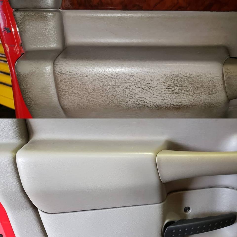 Dodge Driver's Door