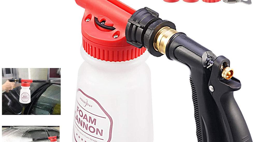 Foam Cannon for Garden Hose
