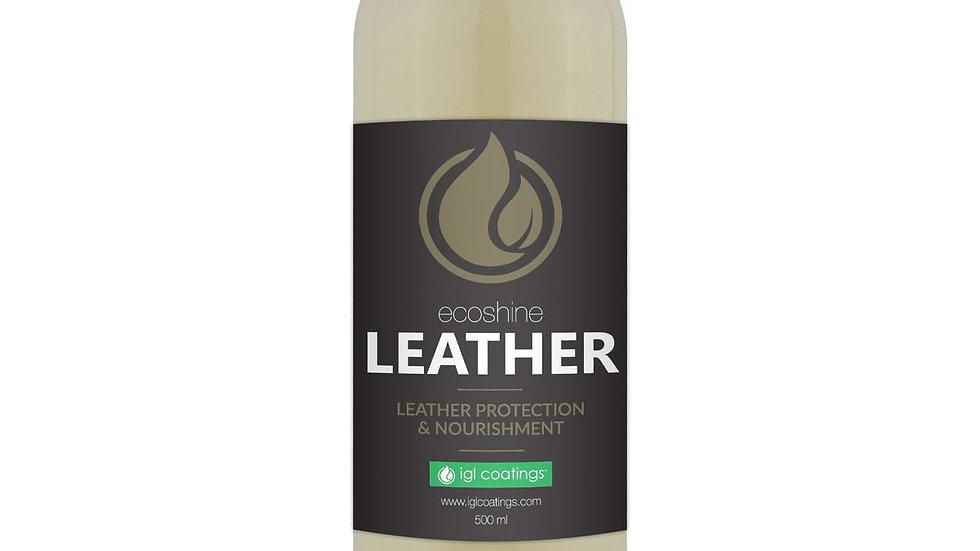 IGL Leather Cleaner & Conditioner 500ml