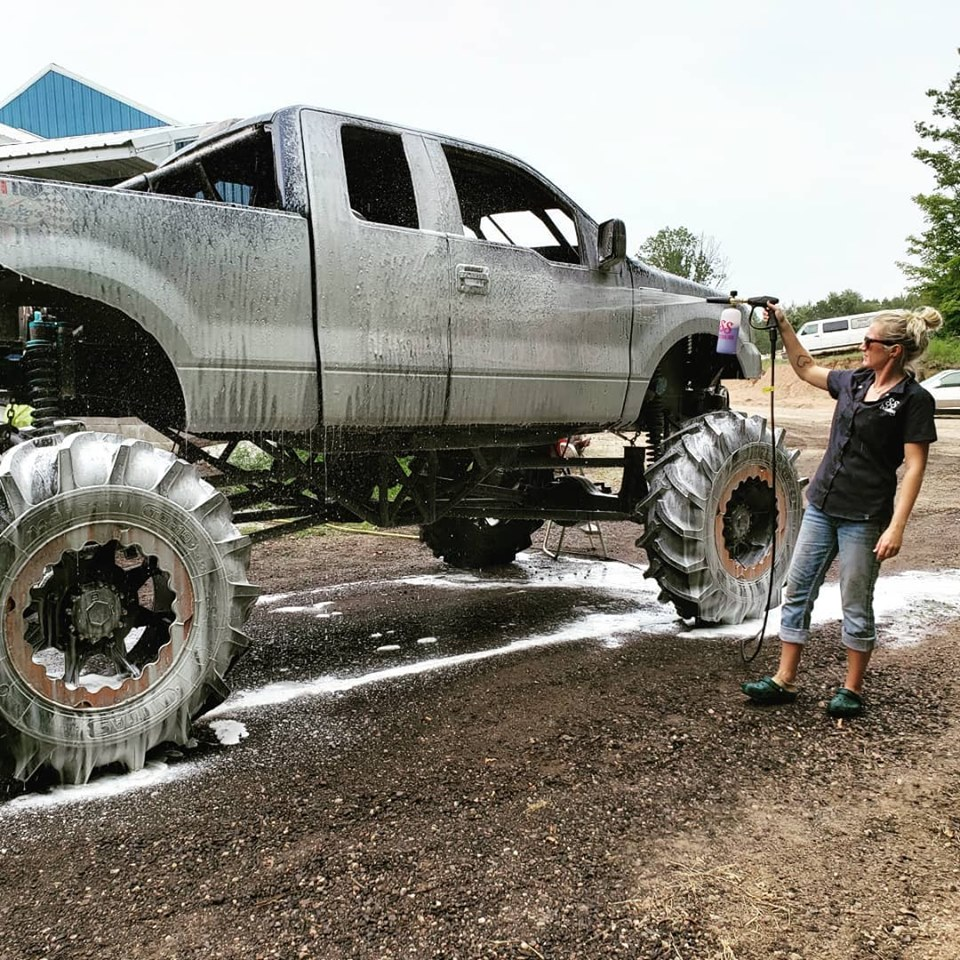 Lawless Mud Truck