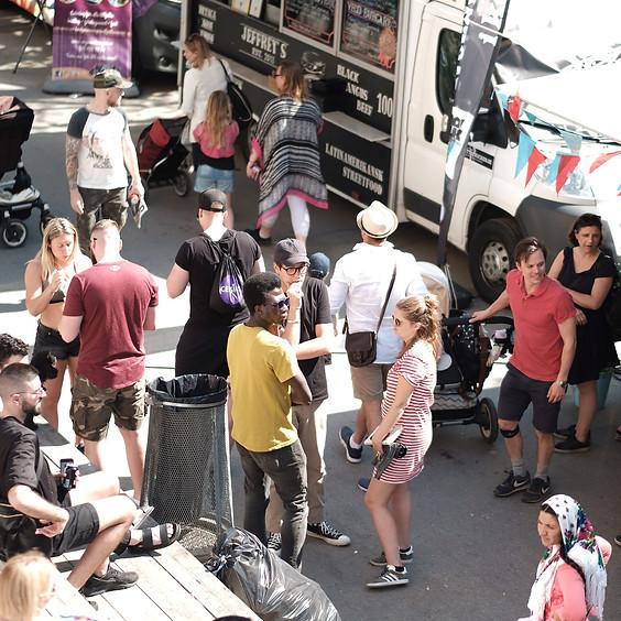 Hornstulls marknad Saturday