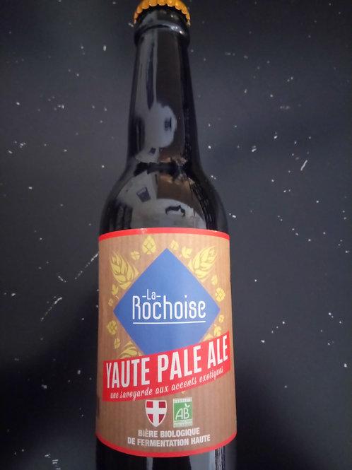 Bière Yaute Pale Ale bio 6.5% 33cl - La Rochoise