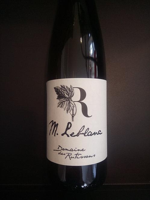 M. Leblanc 75cl - Domaine des Rutissons