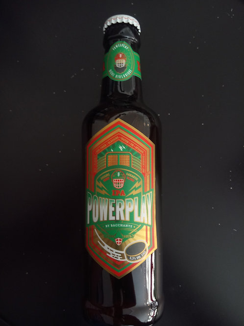Bière IPA bio 33cl - Bacchante