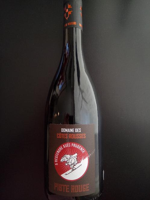 Piste Rouge 75cl - Domaine des Côtes Rousses