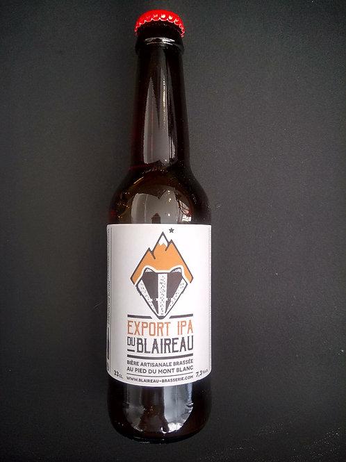 Bière IPA 33cl - Le Blaireau