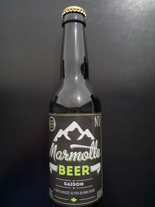Bière Saison 33cl - Marmotte Beer