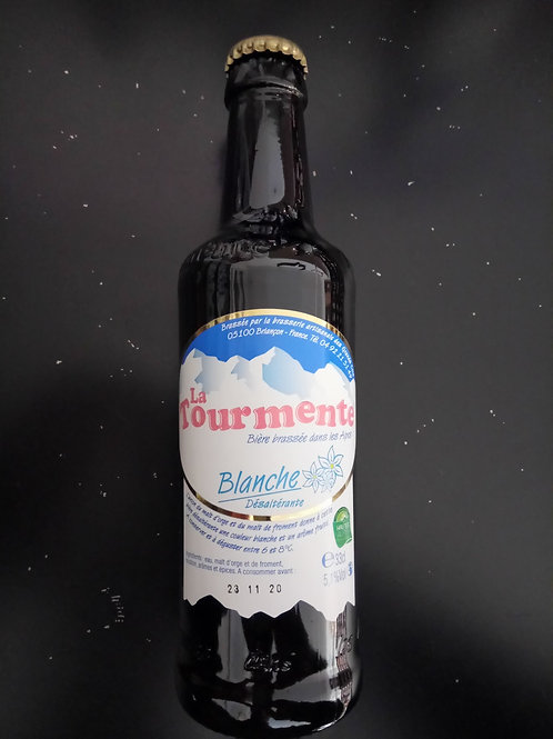 Bière Blanche 33cl - La Tourmente