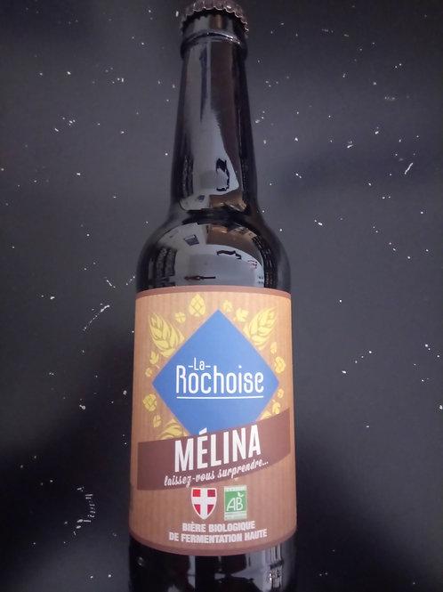 Bière Melina bio 5.5% 33cl - La Rochoise