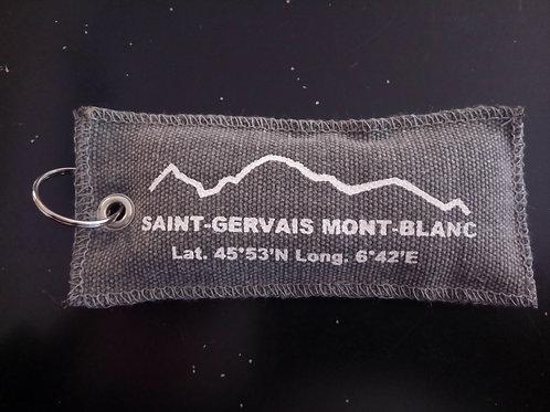 Porte-clés Saint-Gervais
