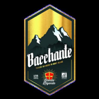 Bière blonde légende bio 75cl - Bacchante