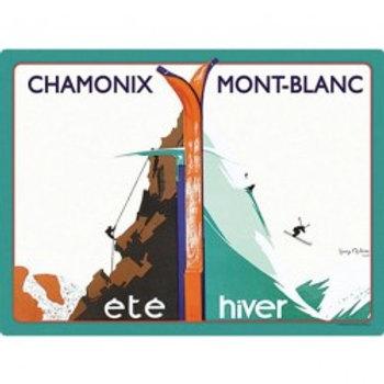 Set de table Chamonix été hiver 30x40cm