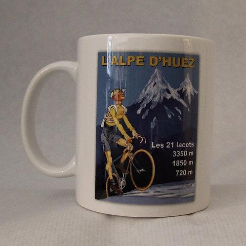 Mug Alpe D'Huez