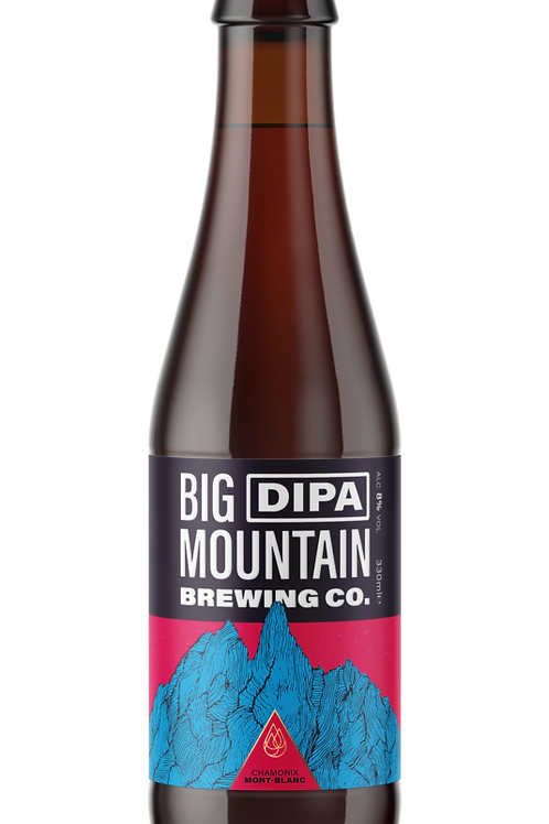 Bière DIPA 33cl - Big Mountain