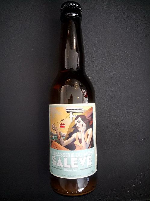 Bière blanche 33cl - La Brasserie Du Mont Salève