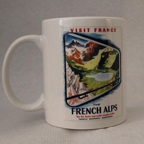 Mug French Alps