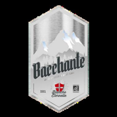 Bière blanche éternelle bio 75cl - Bacchante