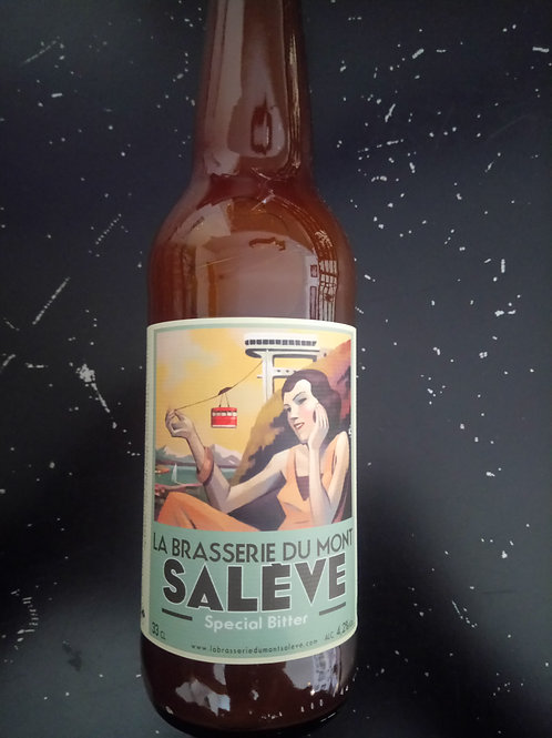 Bière Special Bitter 33cl - La Brasserie Du Mont Salève