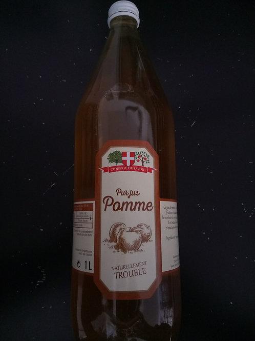 Pur jus pomme 1L - Cidrerie de Savoie