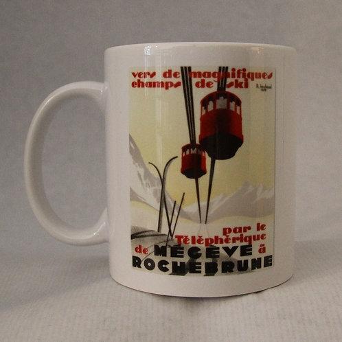 Mug Megeve Rochebrune