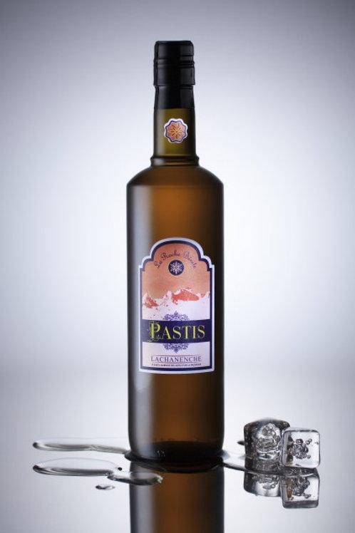 Pastis La Roche Bénite 45% 70cl - Lachanenche