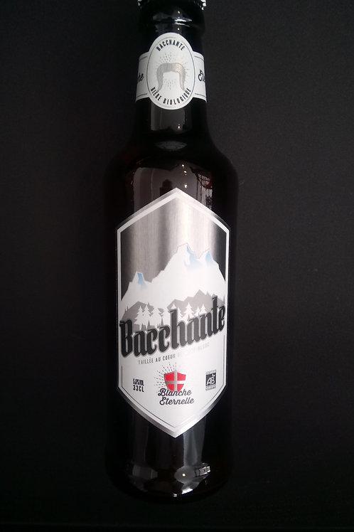 Bière blanche éternelle bio 33cl - Bacchante