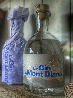 Le Gin 43.6% 70cl - Distillerie Saint-Gervais