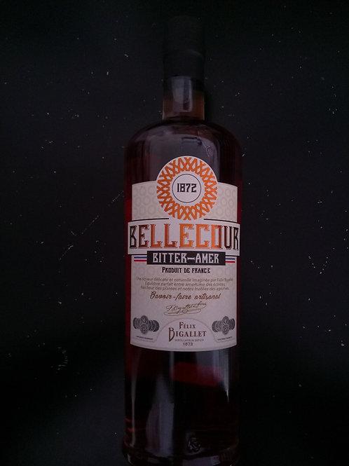 Bellecour bitter-amer 18% 70cl -Bigallet