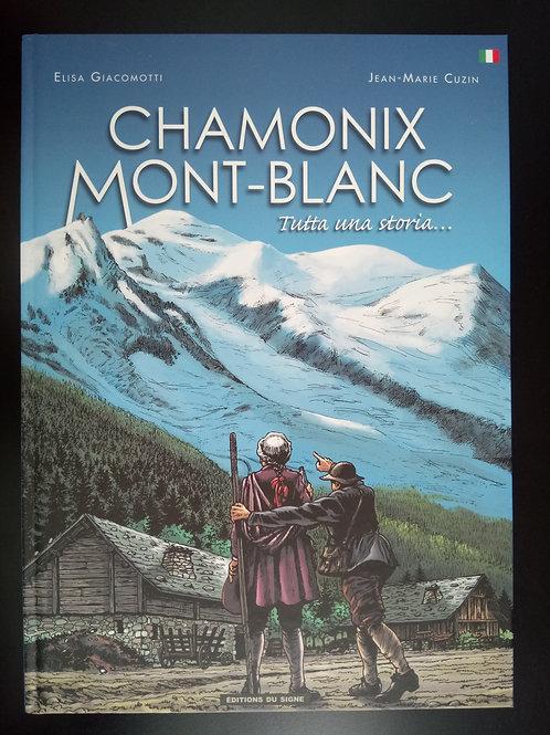 Bande Dessinée Chamonix - Tutta una storia