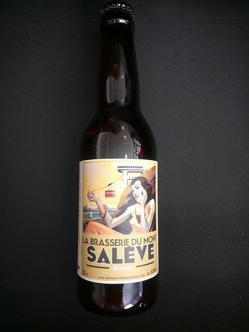 Bière blonde 33cl - La Brasserie Du Mont Salève