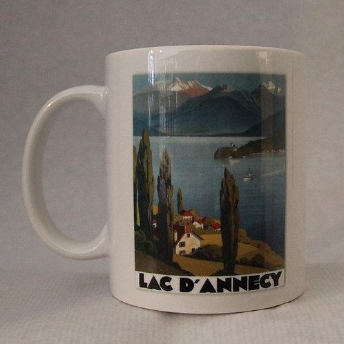 Mug Lac Annecy