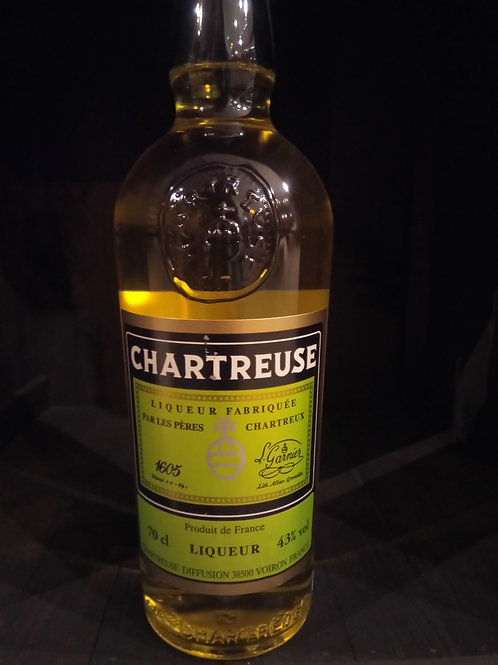Chartreuse jaune 43° 70cl