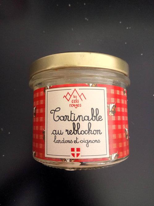 Tartinable reblochon lardons 90g - Les Cols Rouges