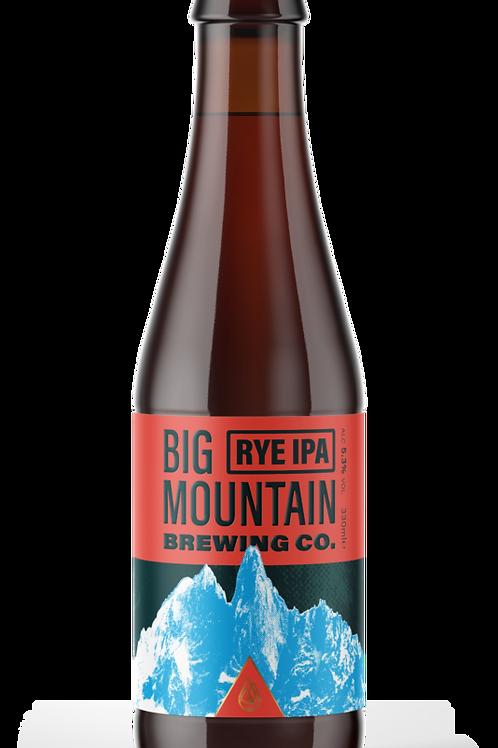 Bière Rye IPA 33cl - Big Mountain