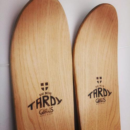 Ski bois Tardy