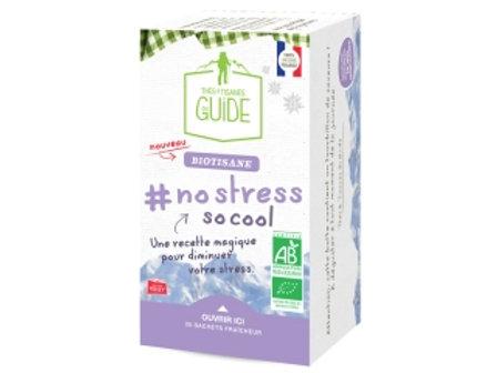 Infusion no stress bio 24g - Maison Orset