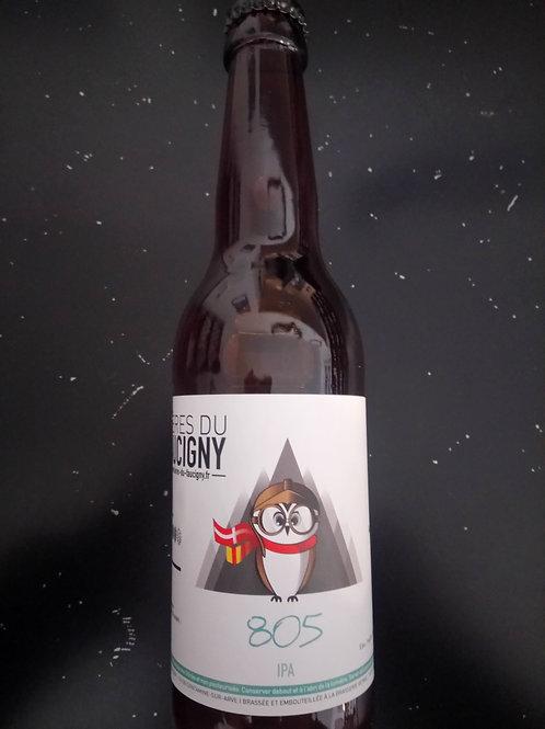 Bière IPA 6.3% 33cl - Biere Du Faucigny