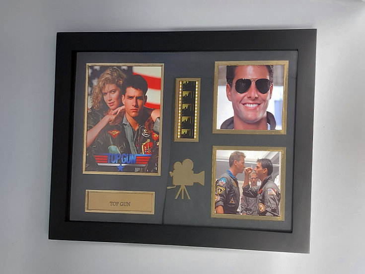 Top Gun Film Cell