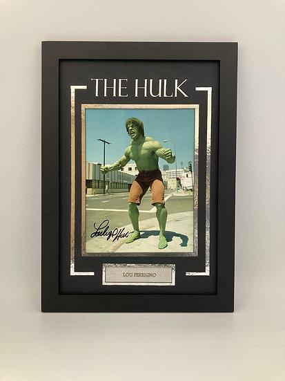 Lou Ferringo - The Hulk