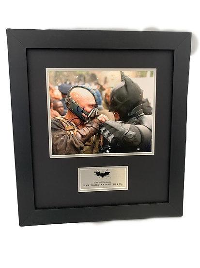 Bane (Dark Knight Rises) Tom Hardy Original Signature
