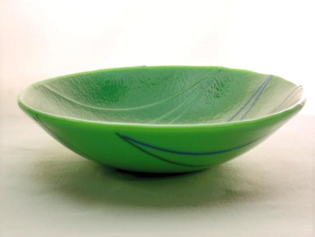 Green Opal Bowl