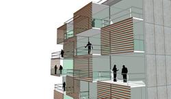 ALCAZAR building / MEGA arquitectura