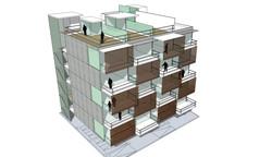 ALCAZAR building